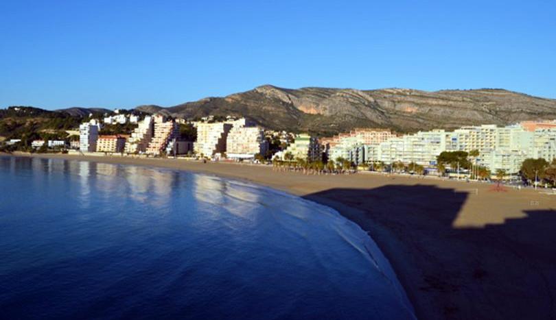 View on Beach